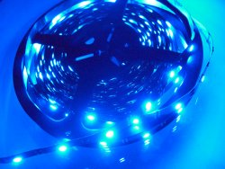 LED Strips Blau SMD dimmbar