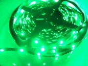 LED Strips Grün SMD IP45