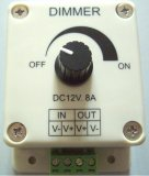 LED Dimmer 12V 8A DC
