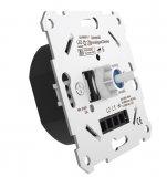LED Dimmer UP für dimmbare LEDs 230V 3-150W inkl. Rahmen weiß